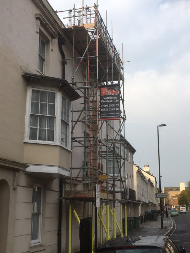 Elite Scaffolding - Domestic Scaffold 2