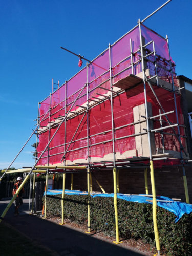 Elite Scaffolding Southern Ltd Project 2