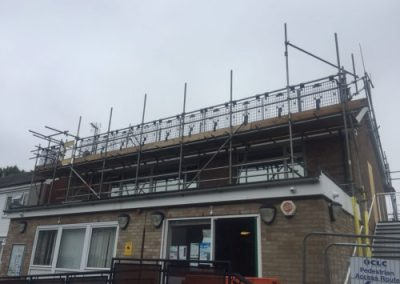 Elite Scaffolding Southern Ltd Project